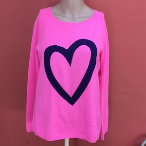 Bloomingdales AQUA 100% Cashmere Sweater Top